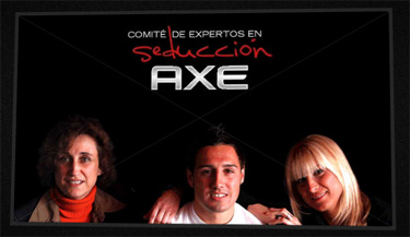axe comite seduccion
