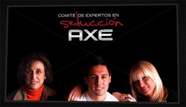 axe comite seduccion