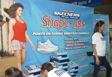 Shape Ups
