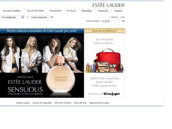 estee lauder positioning strategy How are branding and positioning related let's take estée lauder as an it is evident that the creators of the positioning strategy have identified and.