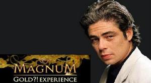 Magnum y Benicio del Toro