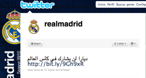 Real Madrid_twitter