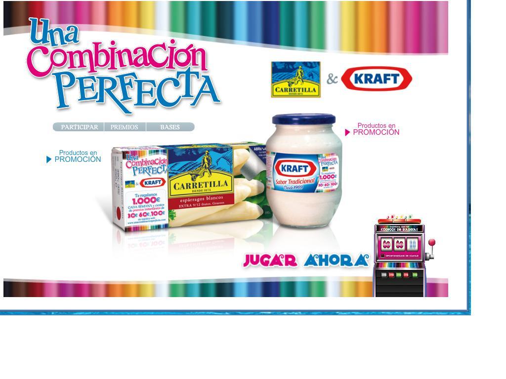 La combinación perfecta – Carretilla y Kraft