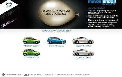 Mazda Shop