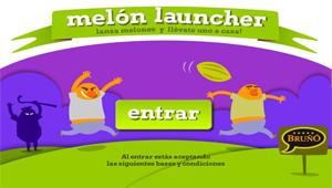 Melon launcher