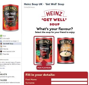 Heinz sopas