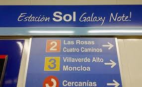 Sol Samsung Galaxy Note