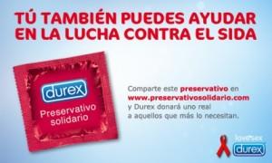 Preservativo Solidario