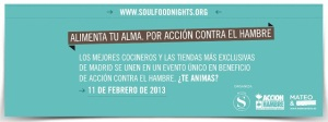 Soul Food Nights-organizadores